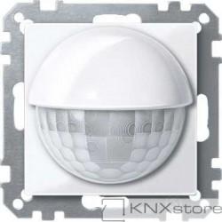 Schneider Electric Merten KNX - det. přítomnosti - 180° 2.2 m - Argus - active white