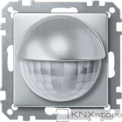 Schneider Electric Merten KNX - det. přítomnosti - 180° 2.2 m - Argus - aluminium