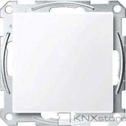 Schneider Electric Tlačítkový panel KNX Pro, System M, Polar lesklý