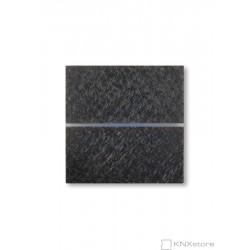 Basalte Sentido fer forgé - dual - Gunmetal