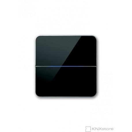 Basalte Enzo - dual - Black glass