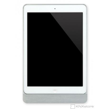 Basalte Eve kryt zaoblený pro iPad Air 1 a 2 - brushed aluminium
