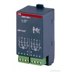 ABB - JA/M2.230.1 Modul žaluziového akčního členu, 2-násobný, 230 V AC