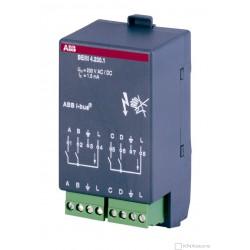 BE/M4.230.1 Modul binárního vstupu, 4-násobný, 115/230 V AC/DC