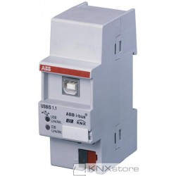 ABB(KNX) Řadové rozhraní USB
