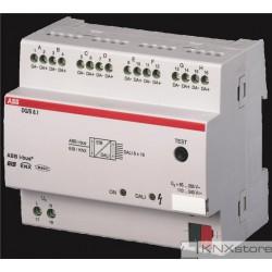 ABB(KNX) Řadové rozhraní KNX/DALI, 8násobné