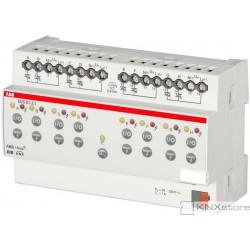 ABB KNX Řadový elektronický spínací akční člen 8-násobný, 1 A