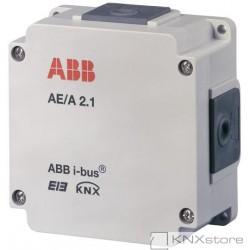 ABB KNX Nástěnný analogový vstup 2násobný
