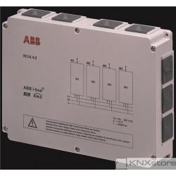 ABB KNX Řídicí lokální jednotka pro 4 moduly, nástěnná