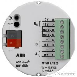 ABB KNX Zabezpečovací terminál 2násobný, 12 V DC