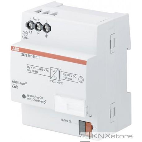 ABB KNX Řadový napájecí zdroj, 160 mA