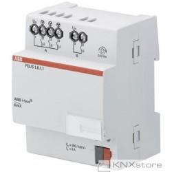 ABB KNX Řadový akční člen pro řízení ventilace, 1násobný