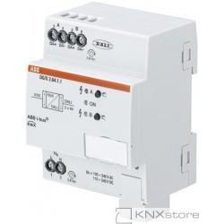 ABB Řadové rozhraní KNX/DALI Basic, 2násobné