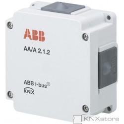 ABB KNX Nástěnný analogový akční člen 2násobný