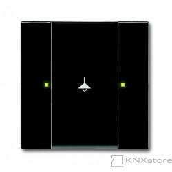 ABB KNX Prvek ovládací 1- / 2násobný