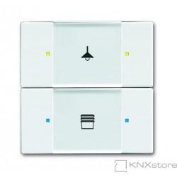 ABB KNX Prvek ovládací 2- / 4násobný