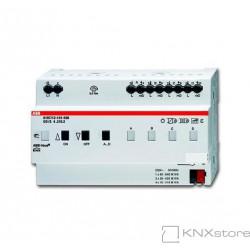 ABB KNX Stmívací akční člen 4x 210 až 1x 840 W/V·A