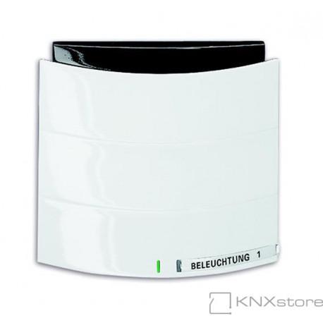 ABB KNX Triton prvek ovládací 1- / 2násobný s IR rozhraním