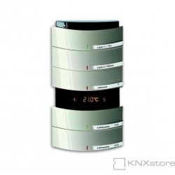 ABB KNX Triton prvek ovládací 5- / 10násobný s IR a termostatem