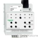 Schneider Electric KNX spínací akční člen REG-K/8x230/10+manuální režim