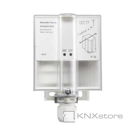 DCF-77 anténa v2 pro KNX roční časový spínač REG-K/8/800