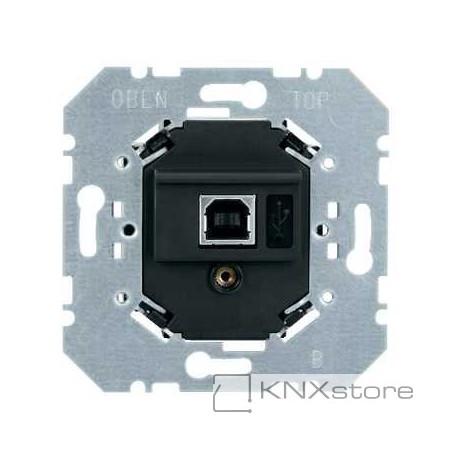 KNX USB rozhraní, zap. mon.