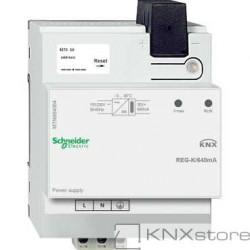 KNX napájecí zdroj REG-K/640 mA