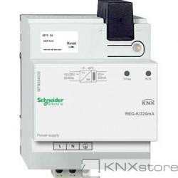 KNX napájecí zdroj REG-K/320 mA