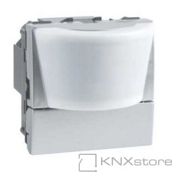 KNX Unica TOP detektor pohybu 180, alu