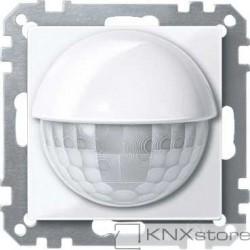 Merten KNX - detektor pohybu - 2,2 m - IP20 - Argus 180 - polar white