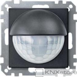 Merten KNX - detektor pohybu - 2,2 m - IP20 - Argus 180 - anthracite