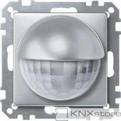 Merten KNX - detektor pohybu - 2,2 m - IP20 - Argus 180 - aluminium