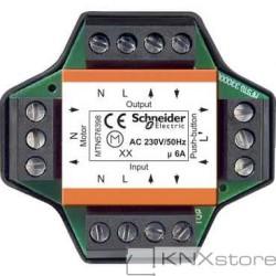 Schneider Electric Merten - relé pro vícenásobné ovládání rolet - zapuštěné