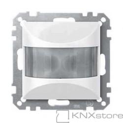 Schneider Electric Merten KNX - detektor pohybu - 1,1 m - IP20 - Argus 180 - polar white