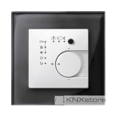Schneider Electric KNX řídicí modul pokojové teploty, Polar, Artec/Trancent/Antique