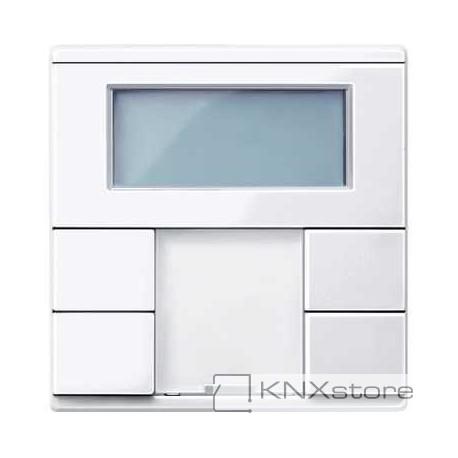 Schneider Electric Merten KNX - System M - multifunkční tlač. panel -2násobný plus+RTC - active wh.
