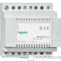 Schneider Electric Napájecí zdroj REG/24V AC/1A