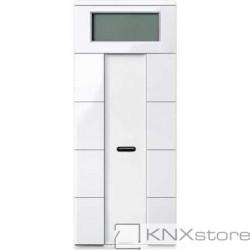 Schneider Electric Merten KNX-System M-multifunkční tlač. panel-4-nás. plus+RTC+IČ-active wh.