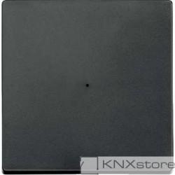 Schneider Electric Merten KNX - System M - kryt pro 1-násobný tlač. modul - antracit